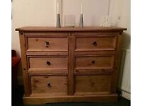 CHEST, SOFA, TABLE - FURNITURE CLEARANCE - CHEST, SOFA, TABLE (from £70)