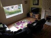 3 bedroom flat to let in stewarton