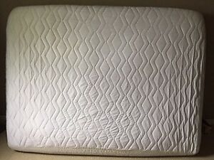 Mattress with mattress cover
