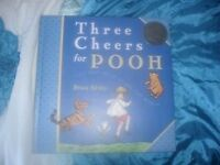 Winnie-the-Pooh: Three Cheers for Pooh by Brian Sibley (Hardback, 2014)