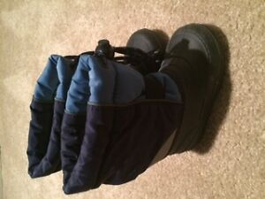 Boys Great Condition Winter Boot; Size 5 Toddler