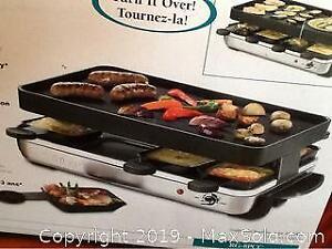 Cuisinart Raclette