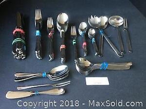 J.A Henckels Cutlery Set And More