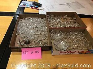 Assorted Crystals Chandelier