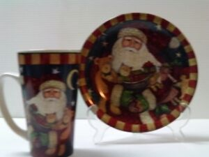Christmas Lunch set