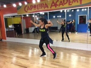 6 zumba classes  for $35