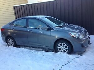 2014 Hyundai Accent Sedan