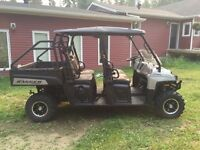 2011 Polaris Ranger Crew 800 LTD *REDUCED*