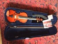 3/4 size violin excellent condition