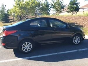 2013 Hyundai Accent: Great Economic Car with AC and Heated Seats