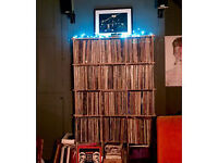Wanted: Vinyl records. LPs, Albums Record collections big or small.