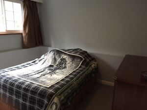 Furnished room available May