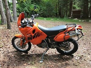 2006 KTM 640 ADVENTURE - ORIGINAL OWNER
