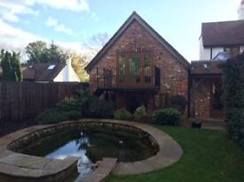1 Bedroom First Floor Annexe - a unique property in beautiful surroundings located in West Reading