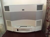 Bose wave guide stereo unit