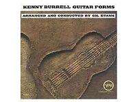 Kenny Burrell- Guitar Forms- *CD* (ORIGINAL)
