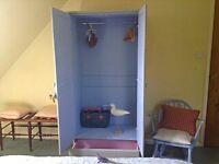 Stunning, shabby chic wardrobe, Annie Sloan chalk paint