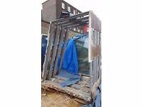 Velfac Aluminium Clad Timber Windows