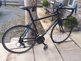 Men's Road Bike - B'Twin Triban 500 SE size 57cm (ML).