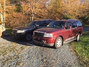 2003 Lincoln Navigator SUV, Crossover