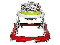 RED KITE BABY WALKER- N0 TRAY HENCE PRICE
