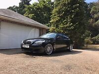 CARBON BLACK/Beige Leather, M5 Replica with 4.4 V8 upgraded to 400 bhp
