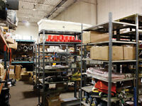 Parts and Services