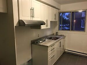 3 1/2 - Fully Renovated Units (3435 du fort rolland) 700$