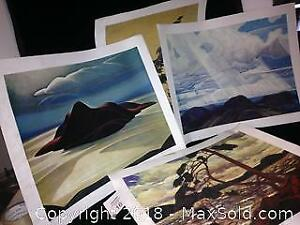 Group of Seven Print Collection, Limited Editions