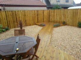 🔨FENCING 🔨DECKING ◼PATIOS 🌲LANDSCAPING ♻HEDGES 🌱