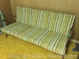 Vintage Couch B