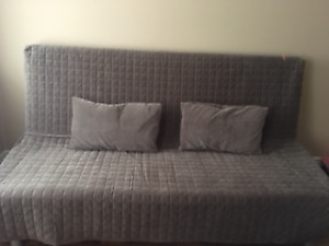 Futon with cover