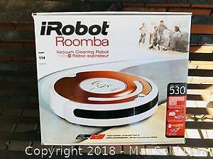 iRobot Roomba Vacuum Cleaning Robot Fifth Generation