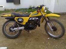Looking for a DR350 or ER185 project bike Temora Temora Area Preview