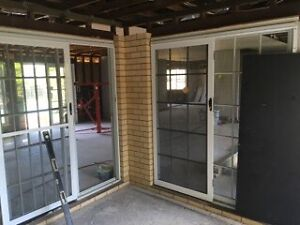 Full house set of windows and set of entrance doors Indooroopilly Brisbane South West Preview