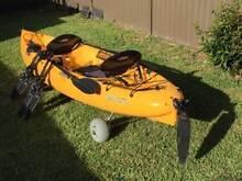 Mirage Oasis tandem kayak incl all accessories Sans Souci Rockdale Area Preview