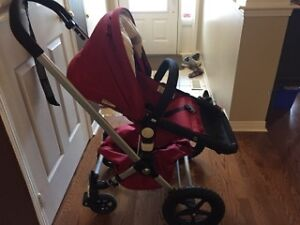 BUGABOO FROG STROLLER - MINT CONDITION