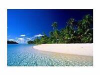 Travel mate for warmer climes-platonic basis.