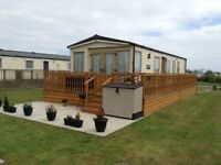 ABI St David, 2012 2 Bed (6 Berth) Double Glazed, Central Heating, East Coast - Cowden Nr Hornsea,