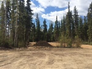 Reduced price: Cleared and filled Lot in Napatak