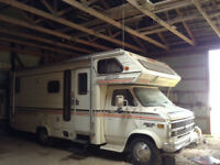 GLENDALE MOTORHOME 24 ft Still Available