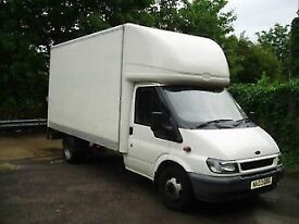Man and a van services, removals