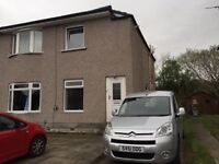 2 Bedroom Cottage Flat for Rent in Midcroft Avenue Glasgow £525PCM