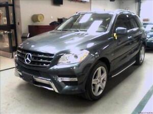 2012 Mercedes-Benz M-Class ML350 BlueTEC VUS