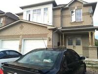 4 bedroom house for rent in Markham!