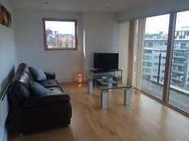 7th Floor, 2 bedroom,2 bathroom, spacious balcony flat with stunning water front views from