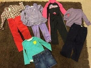 Girls 4T Outfits