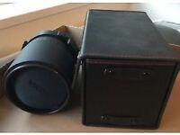 Sigma 600mm mirror lens