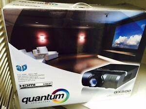 Quantum QX 500 Projector