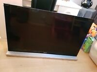 """Sony Bravia 46"""" TV with sound base and extras"""